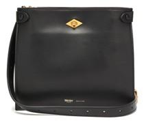 The Stowaway Leather Cross-body Bag