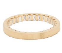 3g Diamond & 18kt Gold Ring