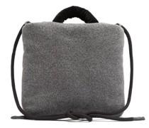 Rope Medium Wool-blend Felt Cross-body Bag