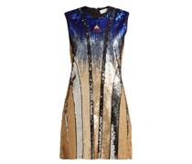 Ghiera Sequin-embellished Mini Dress