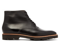 Burrow Leather Boots