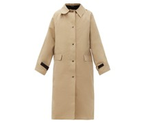 Original Wax-coated Cotton Trench Coat