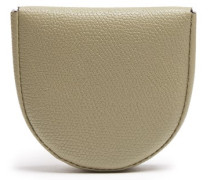 Grained-leather Coin Purse