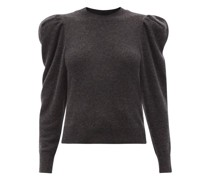 Round-neck Recycled-cashmere Sweater