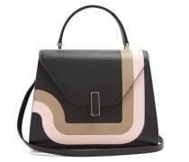 Iside Medium Grained-leather Bag