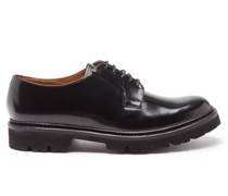 Melvin Patent-leather Derby Shoes