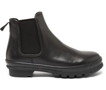 14 Leather Chelsea Boots