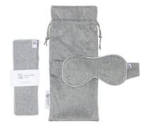 Cashmere And Silk Sleeping Set