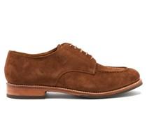 Parker Suede Derby Shoes