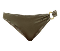 The Mimi Metallic Bikini Briefs