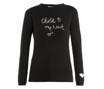 Close To My Heart Cashmere Sweater