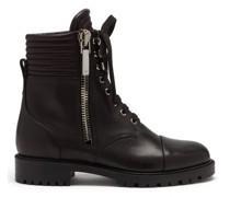 En Hiver Leather Boots