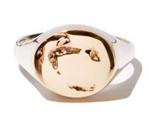 Engraved 14kt Gold Ring