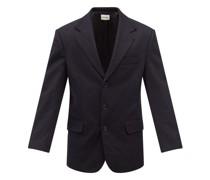 Chris Wool Suit Jacket