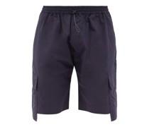 Henta Drawcord-waist Shorts
