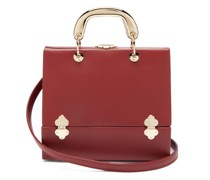 Sixty Six Small Leather Box Bag