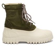 Anatra Suede Rain Boots