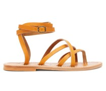 Zenobie Leather Sandals