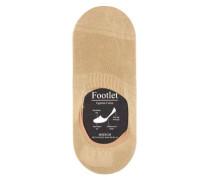 Footlet Cotton-blend Shoe Liners