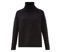 Sophia Roll-neck Cashmere Sweater