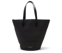 Osa Medium Raffia Tote Bag