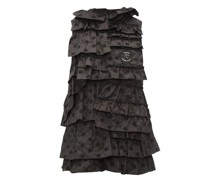 Venus Embroidered Tiered Gilet