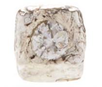 Diamond & Sterling-silver Single Earring