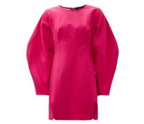 Whitney Boned Twill Mini Dress