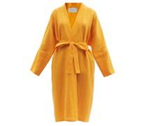 Athens Organic-linen Robe