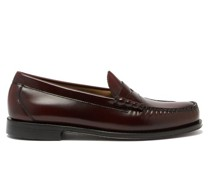 Larson Weejun Leather Penny Loafers