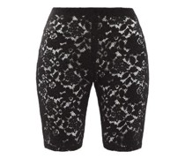 Isla Floral-lace Shorts
