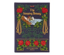 Sleeping Beauty Embroidered Book Clutch