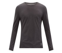 Performance Lg-sleeved Technical-jersey Top