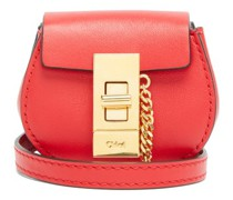 Drew Mini Leather Belt Bag
