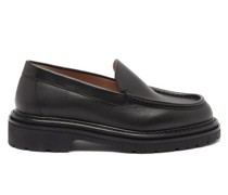 20 Chunky-sole Leather Loafers