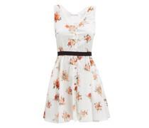 Katelyn Floral-print Mini Dress