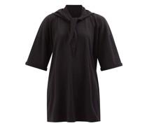 Sailor-tie Cotton-jersey T-shirt Dress