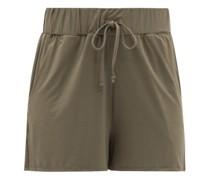 Butter Drawstring Modal-blend Shorts