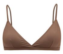 Genoa Wrap-front Triangle Bikini Top