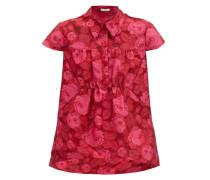 Cloverlly Floral-jacquard Top
