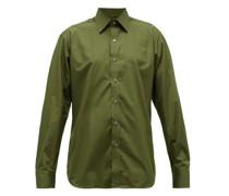 Supraluxe Cotton-poplin Shirt