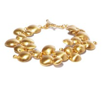 Galaxy Of Stars Gold-plated Bracelet