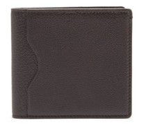 Buffalo Leather Bi-fold Wallet