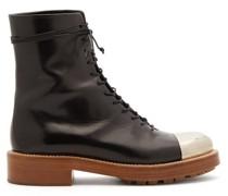 Riccardo Toe-cap Leather Boots