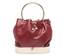 Velo Leather Bucket Bag