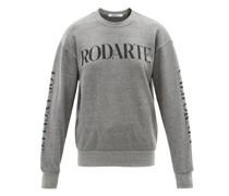 Logo-print Jersey Sweatshirt