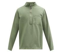Hoy Garment-dyed Cotton-jersey Sweatshirt