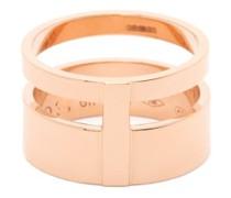 Berbere Module 18kt Rose-gold Ring