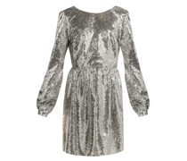 Camille Sequinned Mini Dress