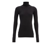 Karen Roll-neck Merino-wool Sweater